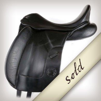 Brilliant 17 5 Hennig Sofa Monoflap Full Block Dressage Saddle Beatyapartments Chair Design Images Beatyapartmentscom